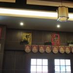 店内には日本語でのPOP、説明も。